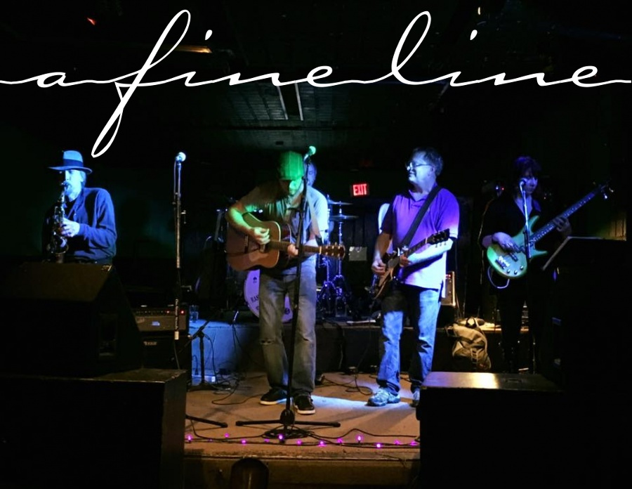 A Fine Line at The Nines, Ithaca, NY